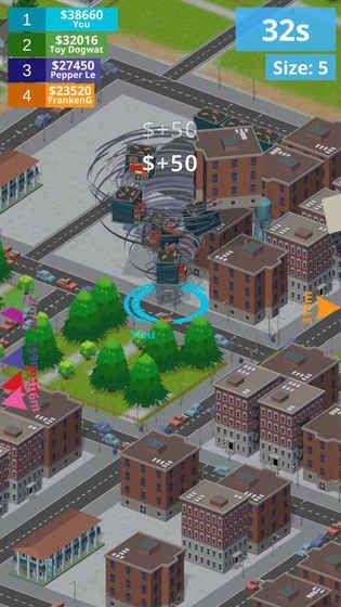 抖音龙卷风大作战游戏安卓版(Tornado.io)图片1