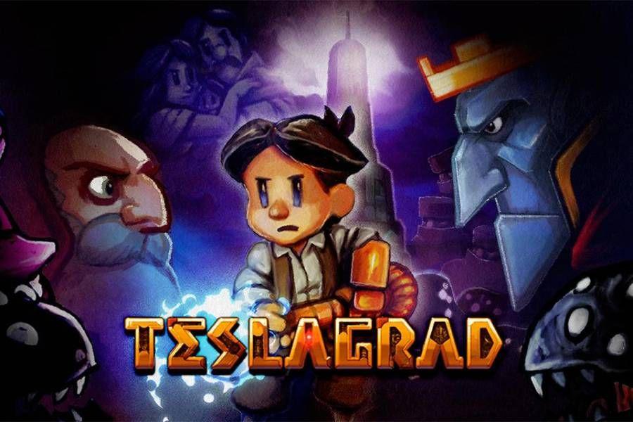 特斯拉格拉德游戏安卓版(Teslagrad)图片1