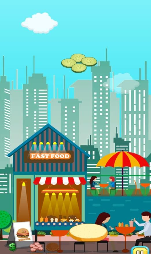 摩天塔汉堡游戏安卓版图片2