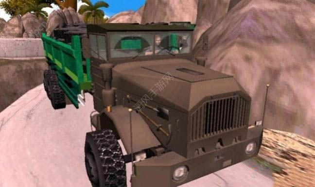 卡车运输车Sim2017游戏安卓版图片1