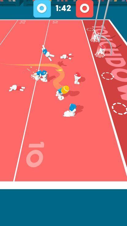 滚动橄榄球游戏安卓版(ball mayhem)图片3