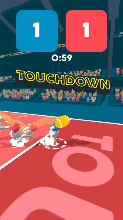 滚动橄榄球游戏图片4