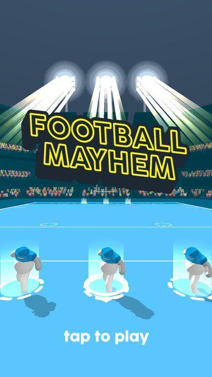 滚动橄榄球游戏安卓版(ball mayhem)图片2
