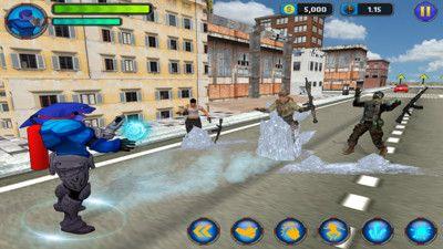 人类鲨鱼新英雄崛起游戏安卓版图片1