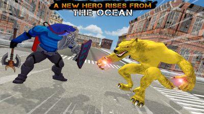 人类鲨鱼新英雄崛起游戏安卓版图片2