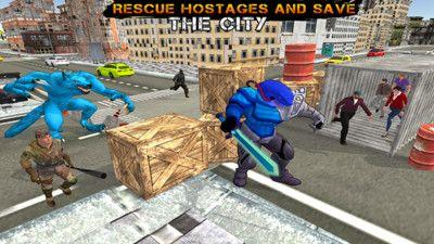 人类鲨鱼新英雄崛起游戏安卓版图片4