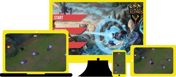 抖音LOL走位游戏官网正式版图片1