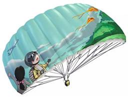 绝地求生刺激战场植树节活动开启 红白恋歌/乘风而行永久降落伞免费获得图片1