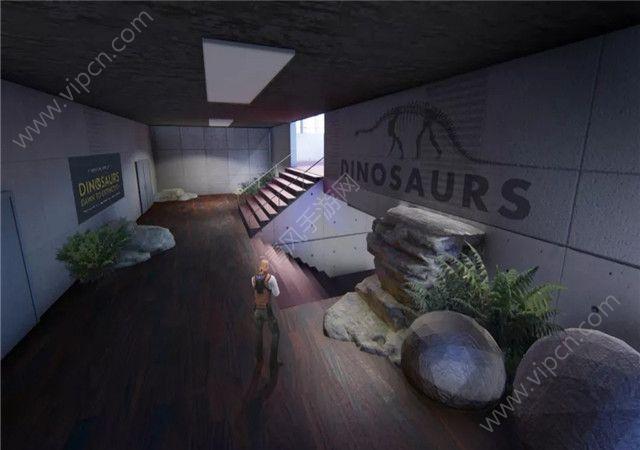 穿越火线枪战王者新地图恐龙博物馆原画一览[多图]图片3