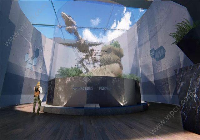 穿越火线枪战王者新地图恐龙博物馆原画一览[多图]图片5