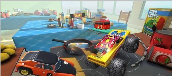 迷你袖珍赛车游戏图片1