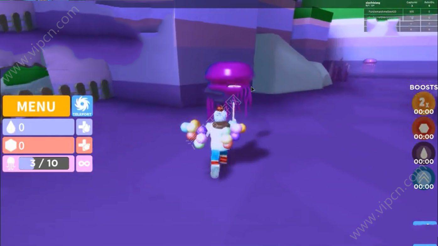 Roblox水母模拟器游戏图片1