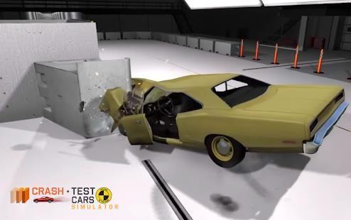林肯汽车碰撞测试游戏图片2