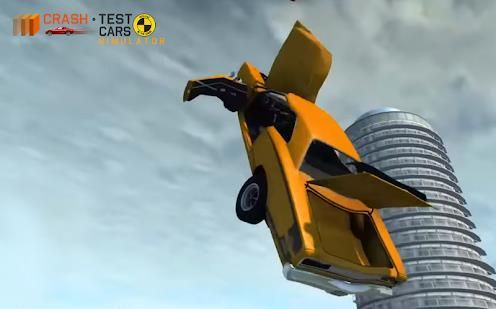 林肯汽车碰撞测试游戏图片3