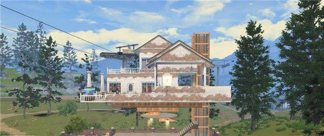 明日之后浮空建筑房屋设计流程(附材料图一览)[多图]图片1
