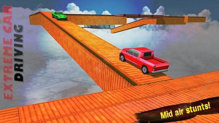 高空汽车驾驶模拟游戏图2