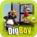 挖掘男孩游戏